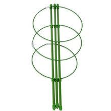 Горшок культуры трельяж Цветочные растения овощи декоративные стальные опорные рамы садовый инструмент лоза скалолазание стойки