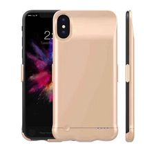 Ultra Slim Portable Backup External Battery Charger Case Powerbank Power Bank Cover For iPhone X ipx 5200 Mah Battery Case