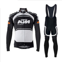 Free shipping Spring and autumn outdoor men's quick-drying, breathable, absorbent long-sleeved jersey / cycling clothes suit