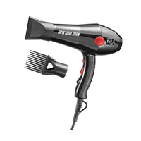 KIKI. Professionele AC motor Haar Dryer.2000W. Super Turbo. Hot sale. PA behuizing. styling tools. haardroger