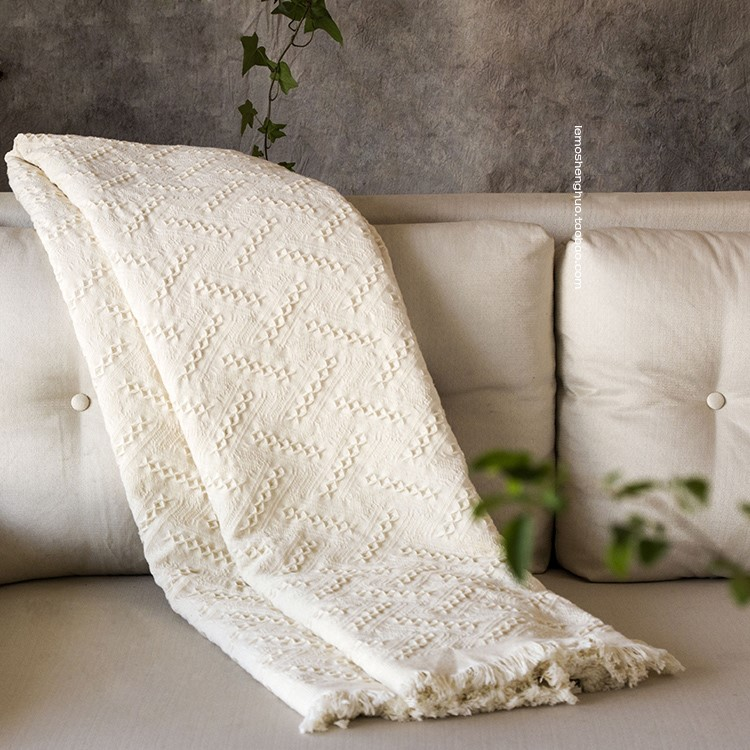 2018 Furniture Sofa Covers for Living Room Sofa Towel for Armchair Crochet Handmade Sofa Towels For Sectional Sofa Throw Blanket