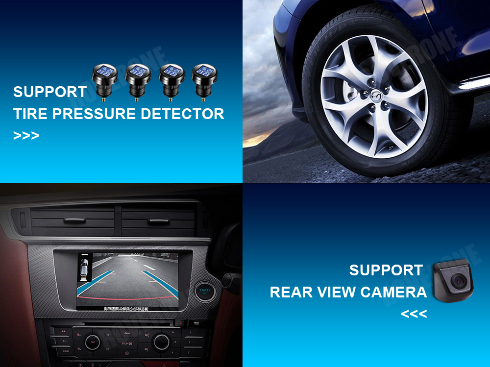 Top For Suzuki Jimny 2007 - 2013 Android 9.0 2G+16G Quad Core Autoradio Car DVD Radio Stereo GPS Navigation Multimedia Player 29