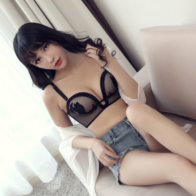 One-Piece Comfortable Bra Sexy Lingerie Set Push Up Bra Sets