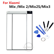For XiaoMi Mi Mix Mix 2 3 Mix 2S Touch Screen Front Outer Screen touch
