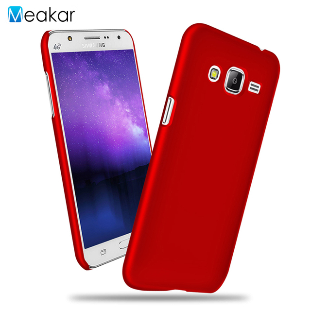 new style 4ae25 f5327 US $0.89 18% OFF|Hard Plastic 4.7For Samsung GALAXY J2 Case For Samsung  GALAXY J2 2015 J200 J200F J200H J200G Cell Phone Back Cover Case-in ...