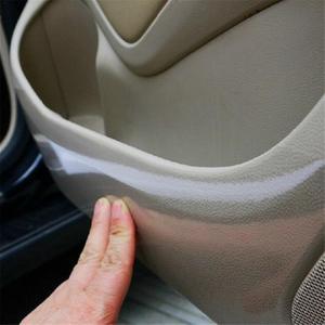 Pegatina para parachoques de coche, película de protección de pintura para Mitsubishi ASX Outlander Lancer EX Pajero Opel Mokka Volvo S60 XC60, 10cm x 300CM