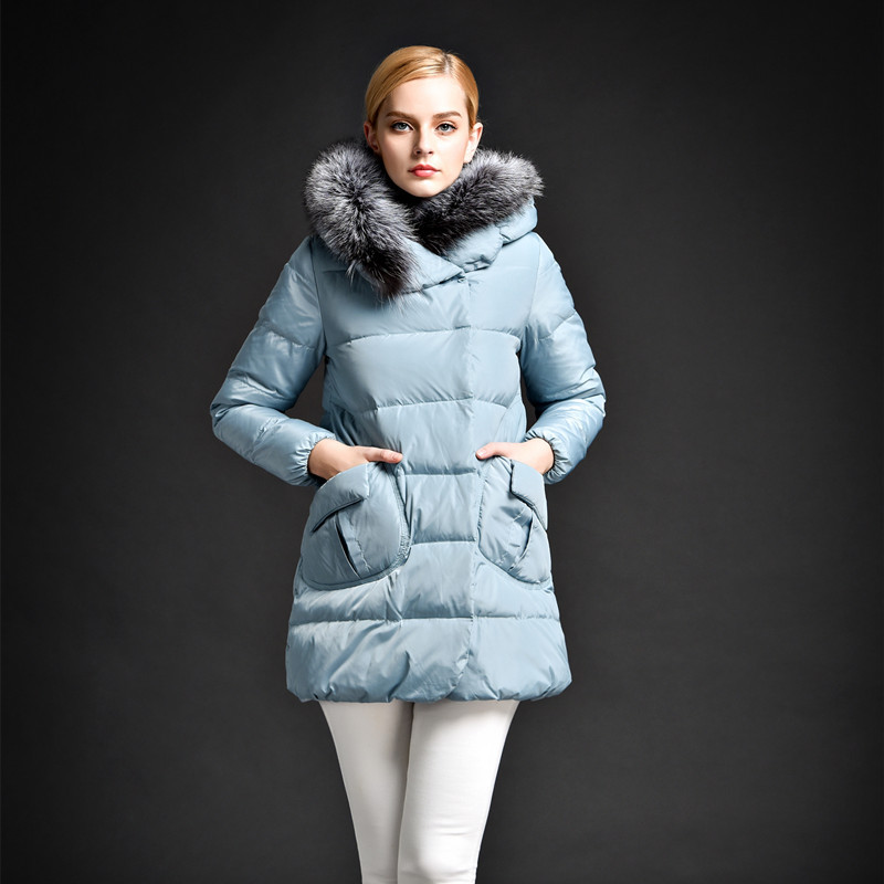 Women's coats and jackets How to buy a great winter coat When it's as cold as this, you need to balance prettiness with practicality – so don't forget big pockets and a hood.