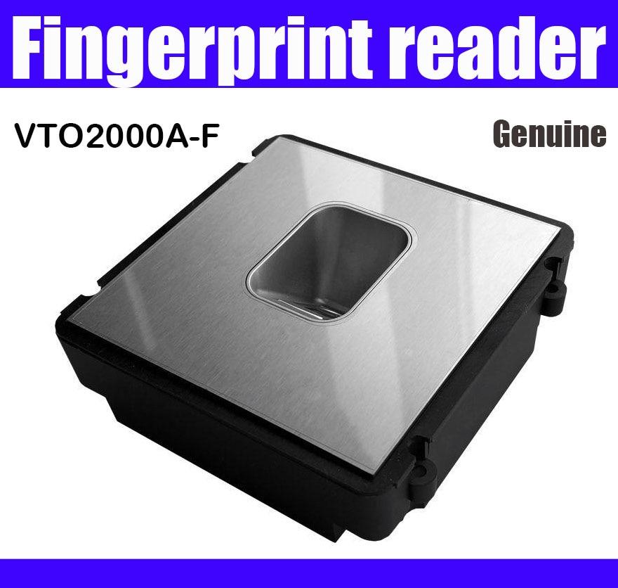 100% QualitäT Vto2000a-f Fingerprint Reader Für Vto2000a-c HüBsch Und Bunt