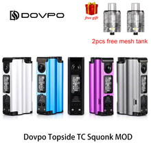 Original Dovpo Topside Squonk Mod 90W top fill with 10ml Squonk Bottle by 21700 vs athena.jpg 220x220 - Vapes, mods and electronic cigaretes