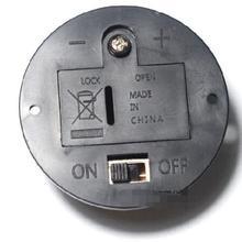 Розница AG13 Батарейный держатель LR44 батарейный блок для 3 батарей 36 мм