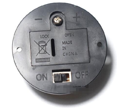 Retail AG13 Battery Holder LR44 Battery Packs For 3pcs Batteries 36mm