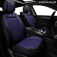kokololee car seat cover for JAC s2 s3 yueyue RS binyue(benjoy) rein refine S5 A13 cross A30 seat cover car auto