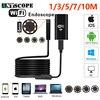 Armgroup Wifi Endoscope Camera Android 720P Iphone Borescope Waterproof Camera Endoscopic Semi Rigid Hard Tube IOS