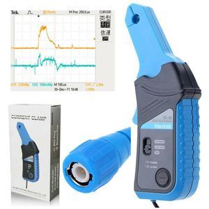 Осциллограф Hantek, мультиметр с токовым зажимом, полоса пропускания 20 кГц, 1МВ/10мА 65А с разъемом BNC/банан