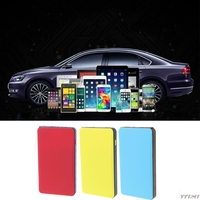 OOTDTY Multi Function 20000mAh Car Jump Starter Power Bank Emergency Charger Booster Battery Portable Auto Jump