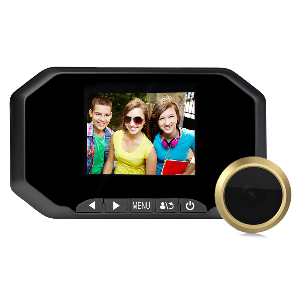 3.5 Inch HD 2MP Motion Detection Wired Video Door Phone 3.5 Inch HD 2MP Motion Detection Wired Video Door Phone