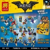 SUPER HERO DC Batman Justice League Movie Joker Action Figure Building Blocks Kid Gift Sets Model