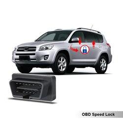 OBD auto lock entsperren system für Toyota nach 2008 autos COROLLA/LEVIN/10-17 PRADO/07 -13 COROLLA/09-13 RAV4/11-13 VIOS/YARIS