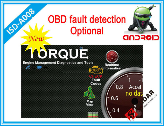 On-Board Diagnostics Function For Android Car DVD Player