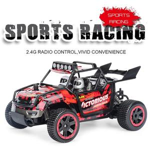 Image 4 - 2WD RC Cars 1/24 2.4G 30km/H Independent Suspension Off Road Crawler Remote Control Car