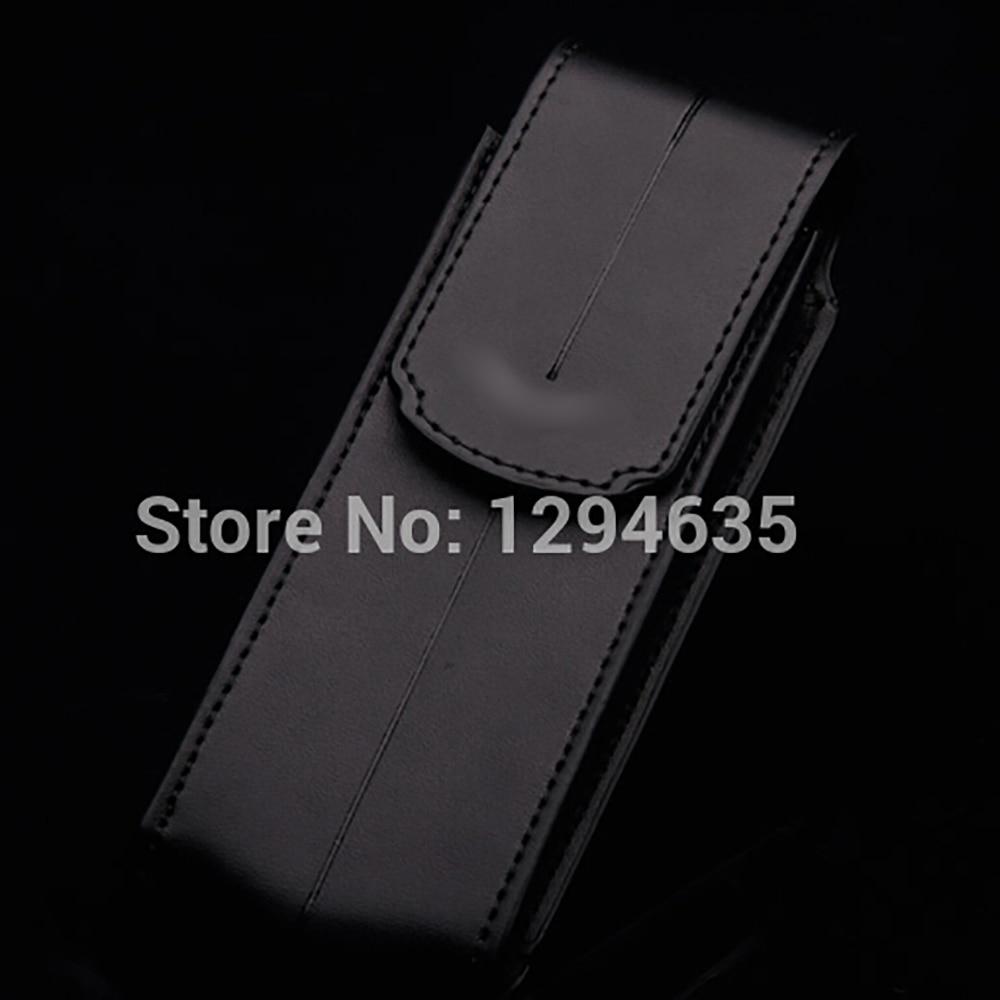 bilder für Hochwertigem Echtem Lederbeutel für Vertu Luxury Phone 100% ursprüngliche Form Fall für Deluxe Unterschrift S ceo 168 boucheron tasche