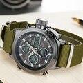 BIDEN de Buceo Relojes Hombre Relojes Hombres Marca de Lujo LED Digital Relojes Deportivos Militar Reloj de Cuarzo Genuino de Los Hombres Relogio masculino