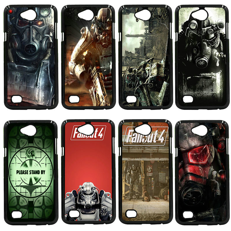 Hard Cover Fallout 4 Video Games Cell Phone Cases For LG L Prime G2 G4 G5 G6 K4 K8 K10 V20 Nexus 5 6 5X Google Pixel Shell