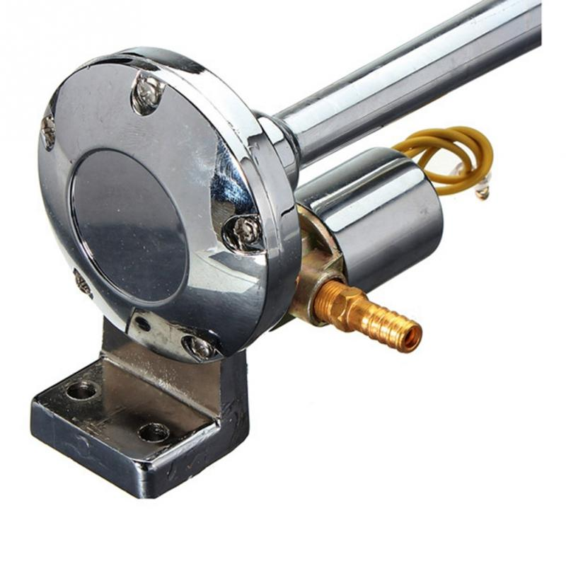 US $14.33 5% OFF|New 135DB Super Loud 12V Single Trumpet Air Horn  on 12v dc air conditioner, 12v motor, 12v air pump, gas compressor, 12v air conditioners for vehicles, rubber hose for compressor, 12v air conditioning system, refrigerator compressor,
