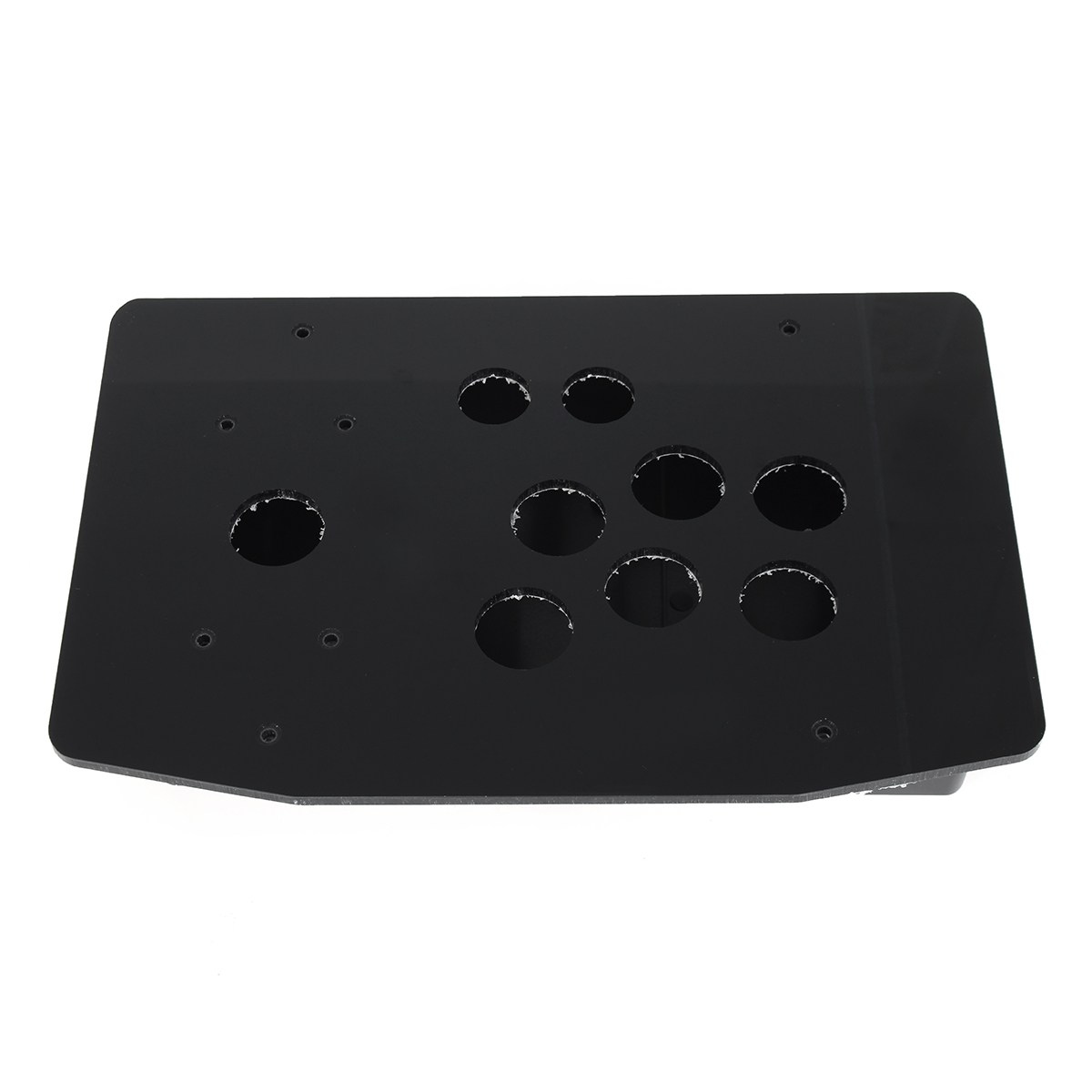 DIY Handle Arcade Set Kits Replacement Part Arcade Joystick Acrylic Panel and Case Games Accessories sanwa button and joystick use in video game console with multi games 520 in 1