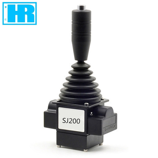 US $265 0 |SJ200 Single axis Industrial Joystick used in hydraulic  proportional control and variable frequency motor control-in Electricity  Generation