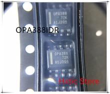 NEW 10PCS LOT OPA388IDR OPA388 SOP 8 IC