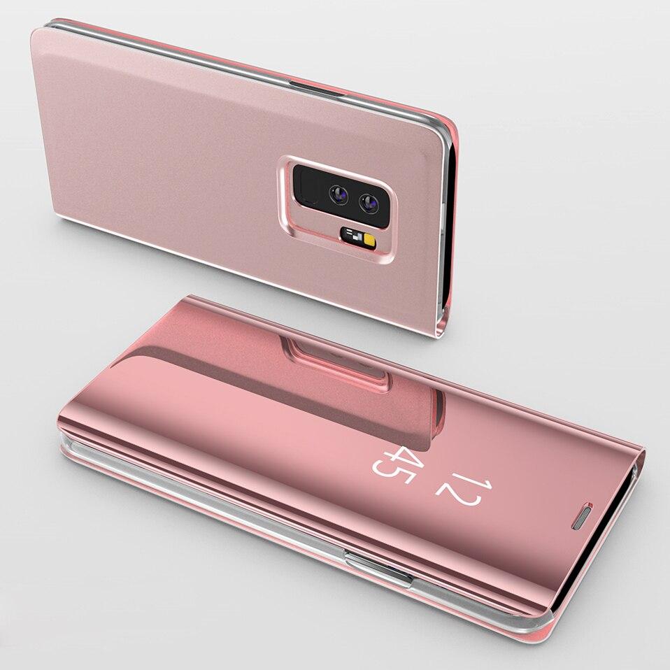 phone cover for samsung galaxy A3 A5 A7 2017 A6 A8 plus a9 2018 mirror case (11)