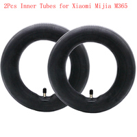 2Pcs Inner Tubes Pneumatic Tires For Xiaomi Mijia M365 Electric Scooter 8 1 2x2 Upgraded Version