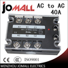 40A AC Control AC SSR Three Phase Solid State Relay