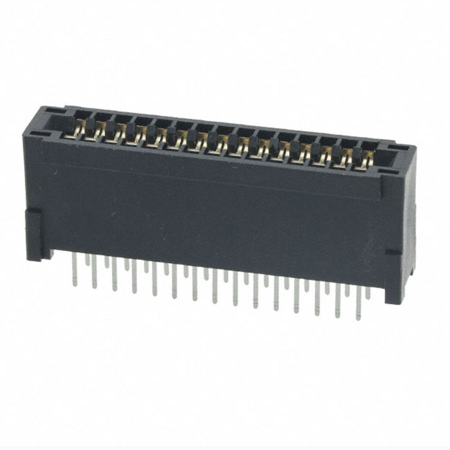 board edge connector 30pin CR22A 30D 2 54DS 70 board to cable connector EDGE CARD 30