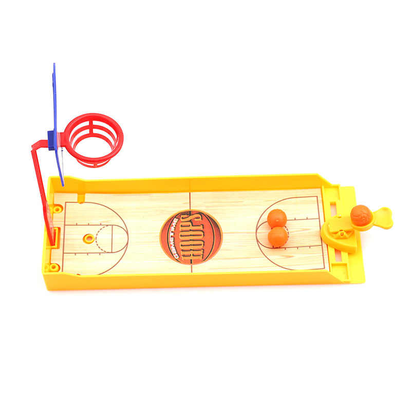 Dedos Basketball Jogo De Futebol Crianças Educação Brinquedos Para Crianças Jogo de Tabuleiro Cérebro Coordenação olho-Mão Trem Brinquedos Esporte
