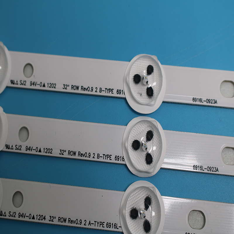 New 10set=40Pieces LED Strip For 32