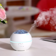 LED Lights Changing Baby lamp Projector light with Multicolor Romantic Aurora Master atmospher diffuser for room Office