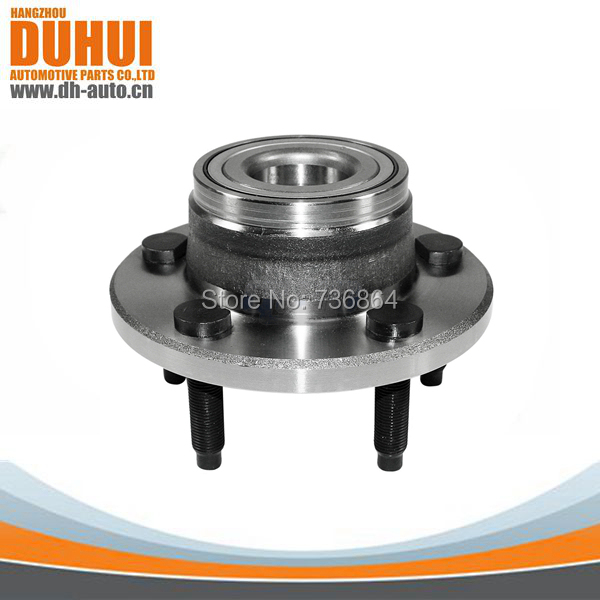 Front Wheel Hub Bearing Fit for FORD MUSTANG 513222 4R332C300AA 4R332C300AB 4R3Z1104AB barrow double s series 240mm high density double wave copper water cooler