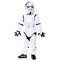 Shanghai Story New Child Deluxe Star Wars The Force Awakens Storm Troopers Halloween Costume Kids Cosplay