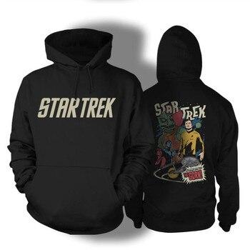 Толстовка Звездный Путь Star Trek 1