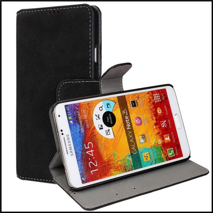 Caja del teléfono accesorios para Samsung Galaxy Note 3 PU, para Galaxy Note 3 s
