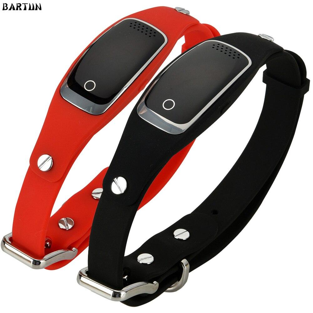 MiNi Waterproof Pets Dog Collar GPS Tracker Locator Rastreador Tracking GPS LBS WIFI Real Time For