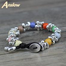 Женский браслет в Корейском стиле anslow модный виде конфет