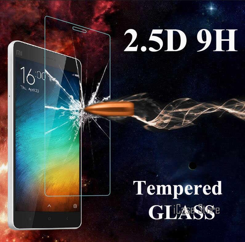 Osłona ekranu ze szkła hartowanego dla Xiao mi mi 5 mi 5S mi 4 mi 4c mi 4i mi 5 5S dla Xiao mi czerwony mi 4 Pro 4A 3 S 3X uwaga 3 folia ochronna