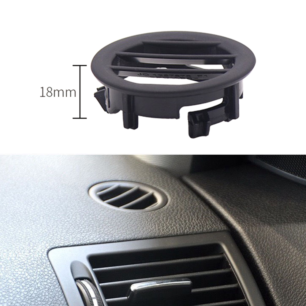 JEAZEA 2046805087 Right Air AC Vent Trim Covers 20468050879G71 For <font><b>Mercedes</b></font> Benz W204 C Class <font><b>C300</b></font> C350 C630 2008 2009 <font><b>2010</b></font> 2011 image