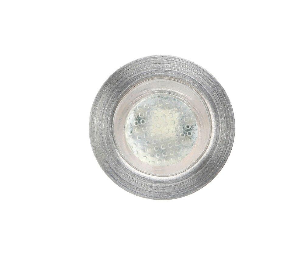 dc12v 0.6w ip67 smd2835, decoração de jardim, lâmpadas subterrâneas