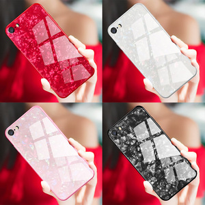 Image 5 - Suntaiho מקרי טלפון עבור iPhone X 10 מזג זכוכית מקרה Marbel חזרה כיסוי עבור iPhone 8 7 6 בתוספת מקרה נגד לדפוק מצויד מקרה