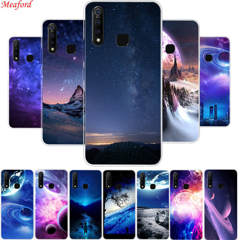 Popular Case For VIVO Z1 Pro Case Silicone Soft TPU Phone Case For Vivo Z1Pro Case For Vivo Z1 Pro 6.53