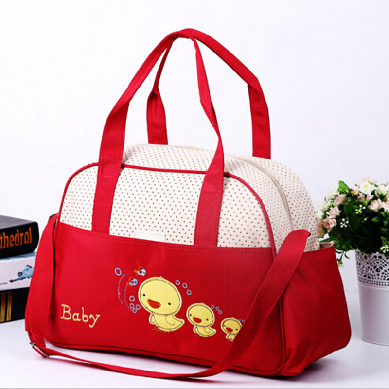 Diaper Bags Baby Stroller Package For Mom Maternity Baby Nappy Bags Waterproof Large Capacity Mommy Bag Changing Bag